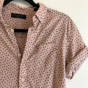 All Saints button down